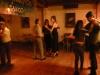 Cours de Tango à La Pipistrela, Mendoza 2010 avec Oscar Arce et Charlotte Millour