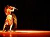 Démonstration au Teatro Guaymallen