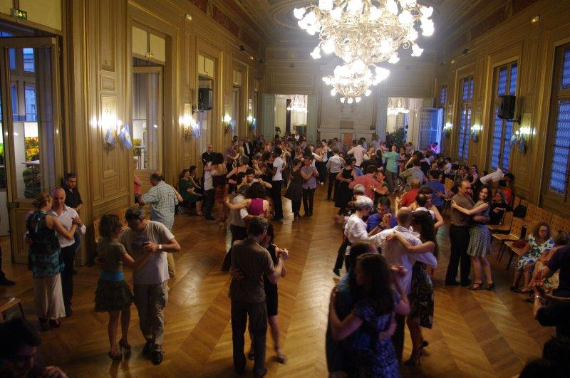 Grande Milonga Cha pour célébrer l\'anniversaire de l\'Indépendance de l\'Argentine
