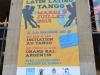 Milonga anniversaire de l'indépendance de l'Argentine, juillet 2013