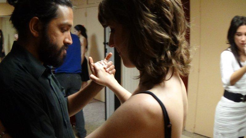 Stage animé par Florencia Labiano et Hernan Rodriguez