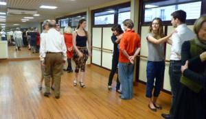 Stage initiation tango paris
