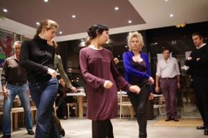 cours tango paris 2012