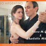 Démonstrations Tango