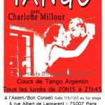 Cours Tango Paris 7