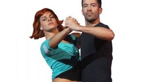 danse avec les stars Tango