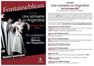 Semaine Argentine 2014