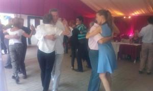 Danser le Tango Paris