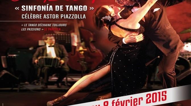 Tango Pasion Bobino 2015