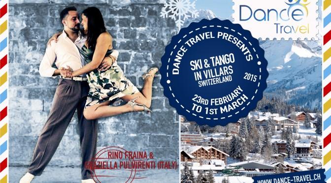 Séjour Tango Ski 2015