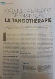 Cours de Tango Argentin pour Parkinson @ Centre Cévennes | Paris | Île-de-France | France