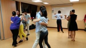 Stage de Tango-Valse: una cadena (une chaîne) @ Asiem - Salle 206 | Paris | Île-de-France | France