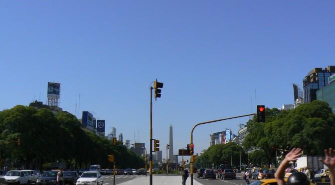 Buenos Aires - 9 de Julio