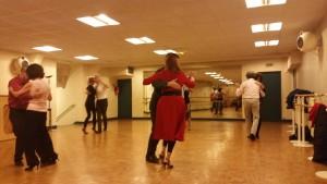 Pratique de Tango Argentin à Paris