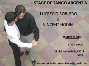 Lucrecio Robledo et Vincent Hodin
