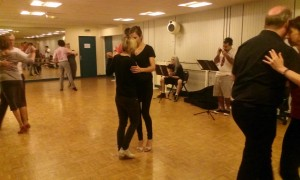 Pratique de Tango Argentin à Paris - Tango Cha Vendredis @ Centre Malraux - Salle Ingres | Paris | Île-de-France | France