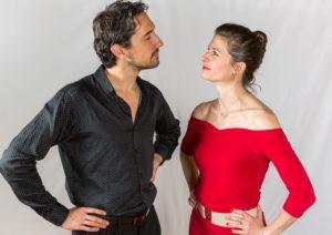 Cours de Tango Argentin - Avancé @ Gymnase Montaigne - Salle de Danse | Paris | Île-de-France | France