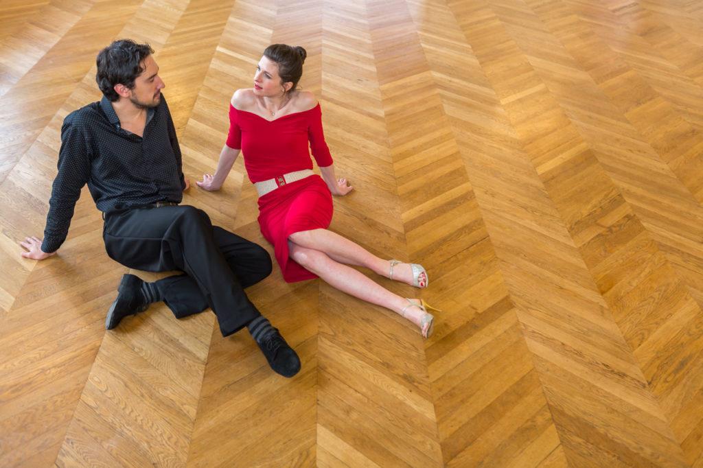 Tango Argentin Charlotte Millour et Maximiliano Colussi