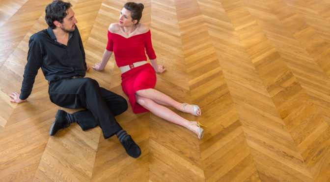 Stages Tango Argentin samedi 5 et dimanche 6 mai