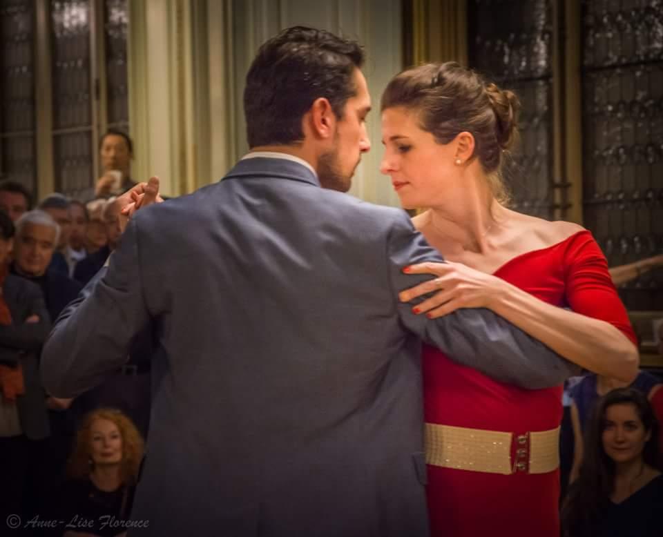 Tango Argentin avec Charlotte Millour et Maximiliano Colussi