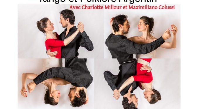 Saison 2018 – 2019 le programme Tango
