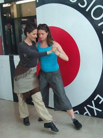 Lucia Mirzan & Charlotte Millour