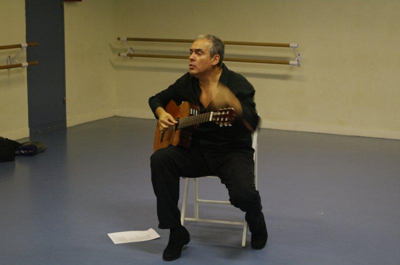 Stage Tango Chanté avec Gabriel Menéndez