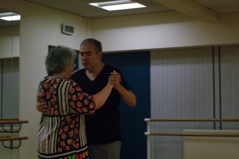 Pratique Tango Cha Malraux, Paris 2013