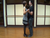 Stage Tango avec Charlotte Millour et PM Gatt, Octobre 2013 à Paris