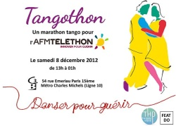 Tangothon - Danser pour guérir