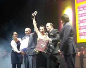 Champions du Mondial Tango Salon 2013