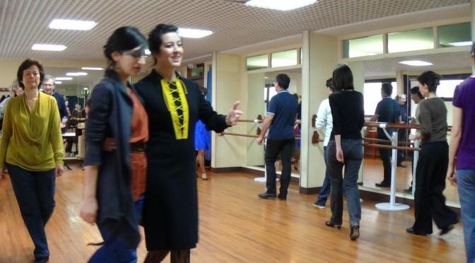 Stage musicalité Tango