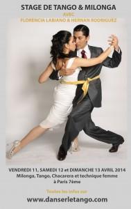 Stage Florencia&Hernan