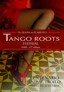 Tango Roots Paris 2014