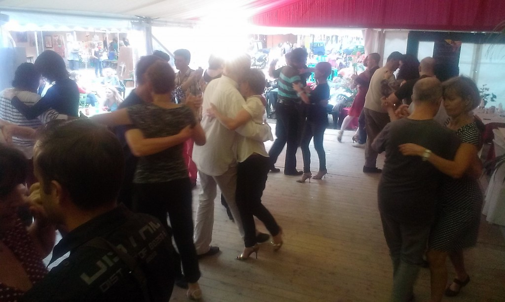 Danser le Tango