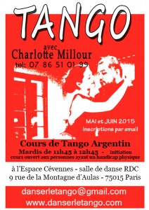 2015 Tango espace Cévennes