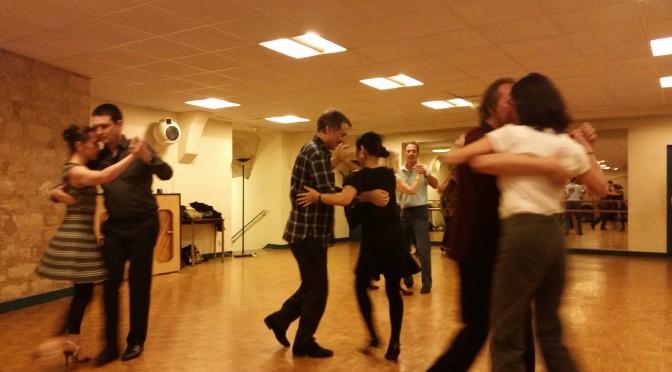 Reprise de la pratique Tango CHA le 8 septembre