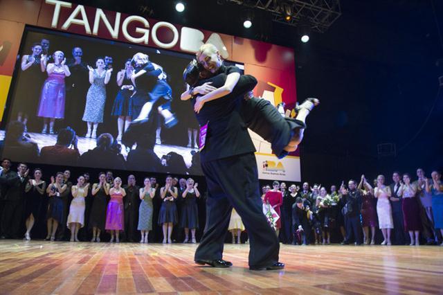 Mondial Tango 2016