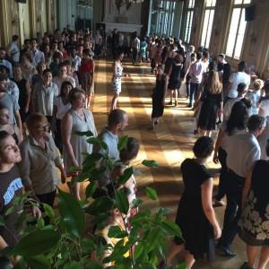 Initiation Tango Mairie 6ème avec Charlotte Millour