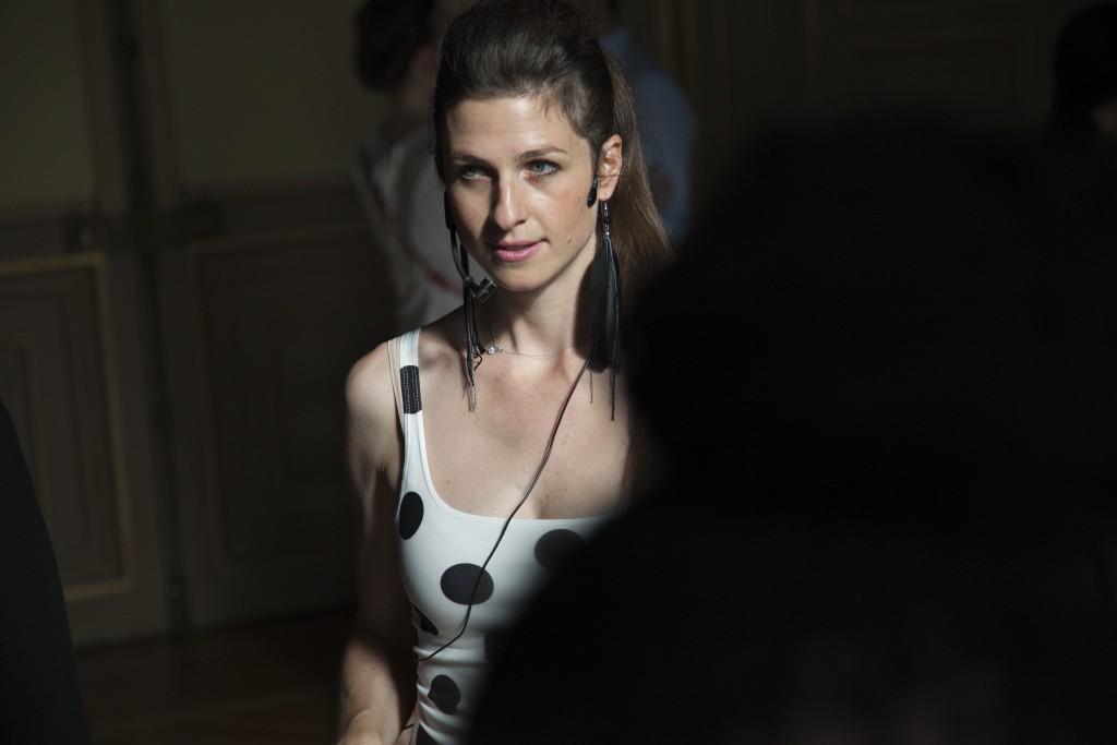 Tango avec Charlotte Millour