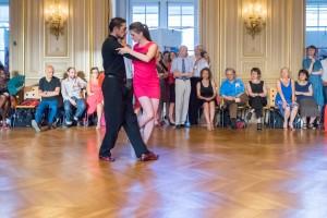 Cours de Tango Argentin - Intermédiaire @ Gymnase du Lycée Montaigne - Salle de Danse | Lyon | Auvergne-Rhône-Alpes | France