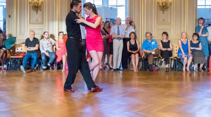 Cours Tango avec Charlotte Millour et Maximiliano Colussi
