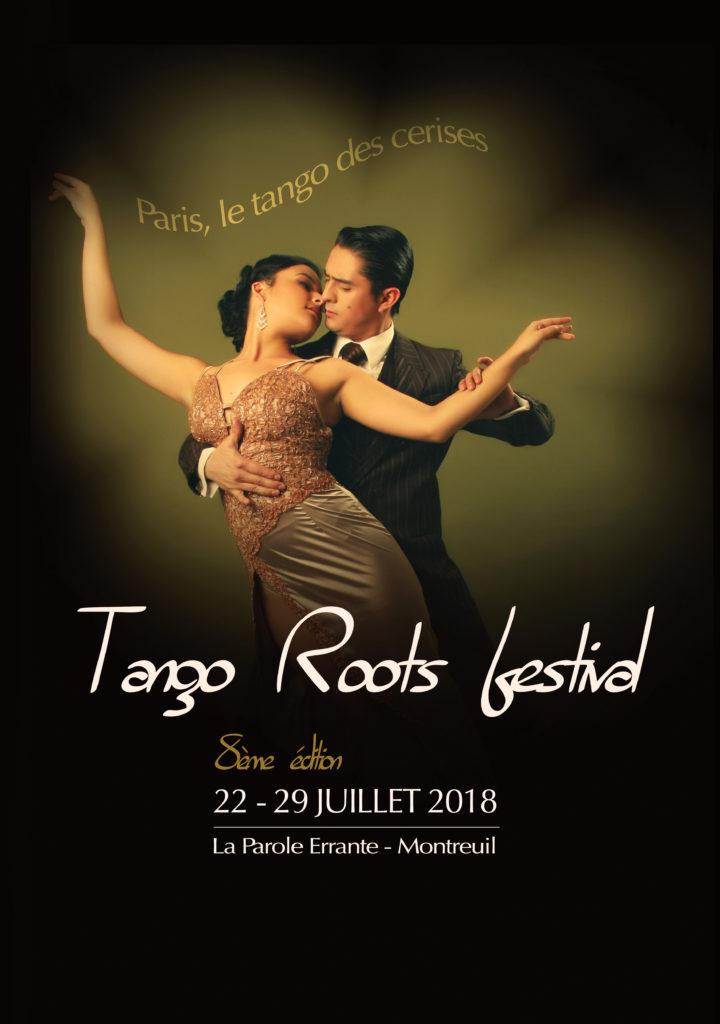 TANGO ROOTS FESTIVAL 8ème édition