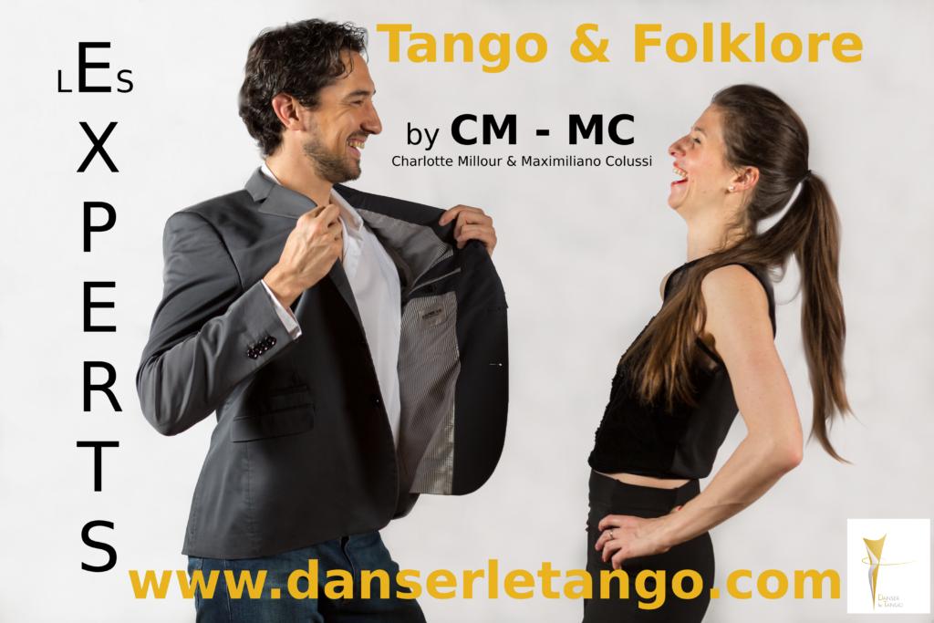 Profs de Tango Paris
