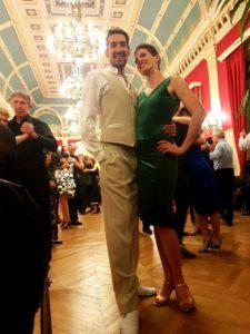 Stages de Tango, Valse et Milonga 2019 @ Asiem - salle 206