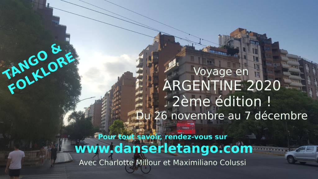 Voyage Argentine 2020