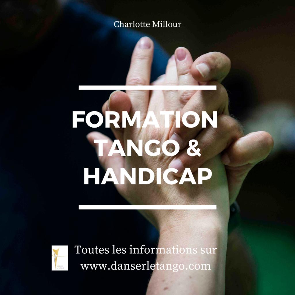 Formation Tango & Handicap