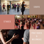 cours et stages Tango