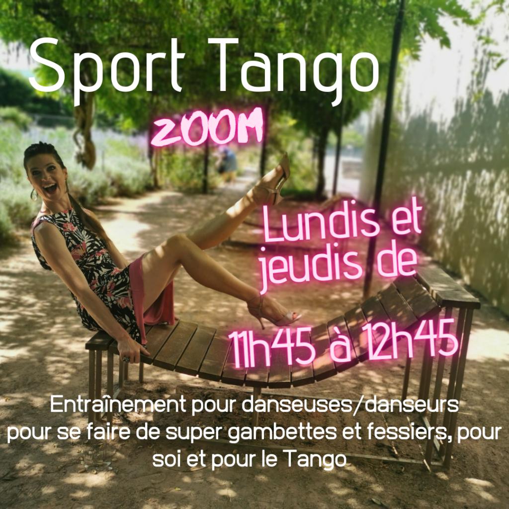 Entraînement Tango